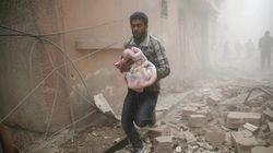 Έτσι ζεις και πεθαίνεις στη Συρία. Μικροί μαθητές τα θύματα βομαρδισμών κοντά σε