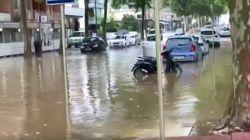 Un hombre muere ahogado en un bajo inundado en Platja d'Aro