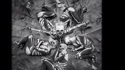 Οι σκελετωμένοι πολεμιστές της Παπούα Νέα
