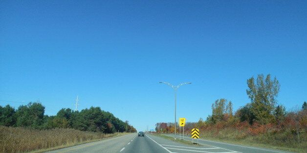 Québec Autoroute