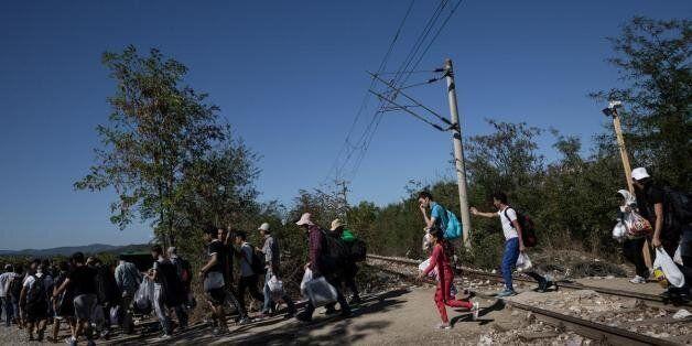 Περισσότεροι από 2.000 μετανάστες μεταφέρθηκαν από την Ειδομένη στην