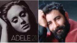 Θύελλα στα τουρκικά social media για το αν η Adele αντέγραψε τον Κούρδο τραγουδιστή Αχμέτ