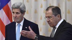 Στη Μόσχα ο Κέρι. Αναζητά «κοινό τόπο» με τον Λαβρόφ για τον εμφύλιο στη
