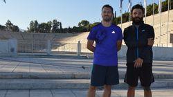 WakeUpStreet: Το κίνημα δωρεάν γυμναστικής στο κέντρο της Αθήνας που φιλοδοξεί να μας σηκώσει από το