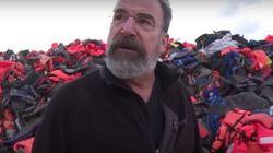 O Saul από το Homeland σώζει πρόσφυγες στη