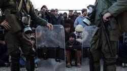 Ένταση μεταξύ μεταναστών στο κλειστό γήπεδο του ταε κβο ντο στο Παλαιό
