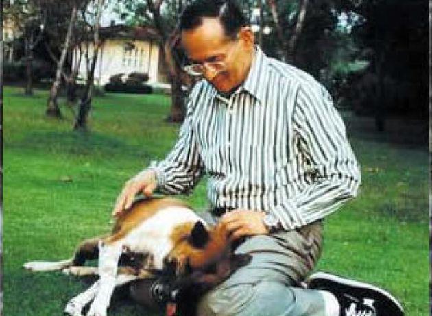 Εργάτης στην Ταϊλάνδη κινδυνεύει με φυλάκιση επειδή προσέβαλε τον σκύλο του βασιλιά στο