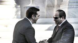 Ενεργειακά, ΑΟΖ, λιμενική συνεργασία και οικονομικές συνεργασίες στην ατζέντα της συνάντησης Τσίπρα – αλ