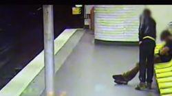 Πορτοφολάς σώζει υπνοβάτη από πτώση στο μετρό αφού πρώτα τον έχει