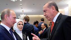 Ο Πούτιν δεν σκοπεύει να δει τον Ερντογάν στο