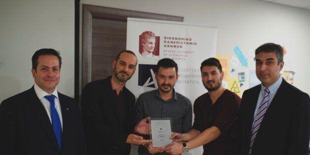 H start-up επιχείρηση NOODIO η μεγάλη νικήτρια του 8ου Φοιτητικού Διαγωνισμού