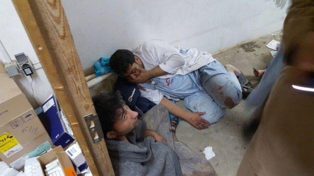 Σειρά «τραγικών ανθρωπίνων λαθών» ο βομβαρδισμός του νοσοκομείου των Γιατρών Χωρίς Σύνορα από τις