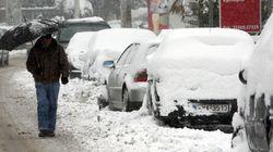 Τα πρώτα χιόνια! Δουλεύουν πυρετωδώς τα μηχανήματα εκχιονισμού σε Κόνιτσα, Ζαγόρια και