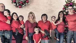 Αυτή η Χριστουγεννιάτικη φωτογραφία αποδεικνύει την εμμονή της Αμερικής με τα