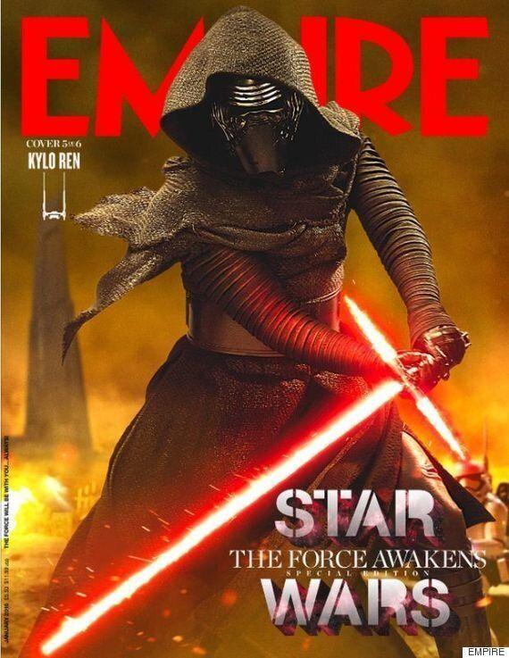 To Empire κυκλοφόρησε με 6 εξώφυλλα Star