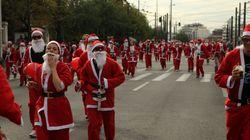 Τρέχουν ο Αϊ – Βασίληδες και κλείνει το κέντρο της Αθήνας. Που ισχύουν οι κυκλοφοριακές