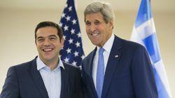 Στην Αθήνα την Παρασκευή ο Τζον Κέρι - Συνάντηση με Τσίπρα στο