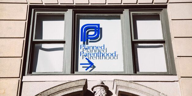 PORTLAND, ME - NOVEMBER 24: The Clapp Building, where the Portland Planned Parenthood is located in Portland,...