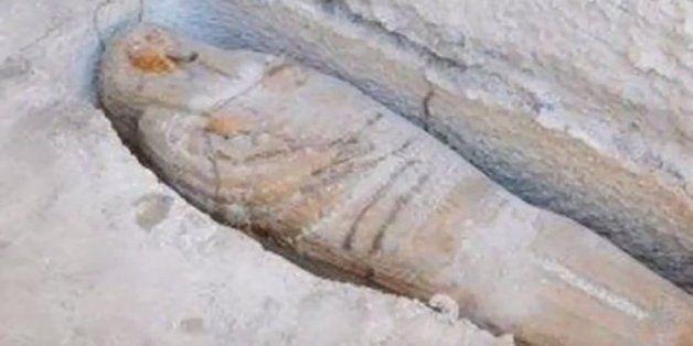 Η μυστηριώδης μούμια του Θεού Άμμων Ρα που ανακαλύφτηκε στην