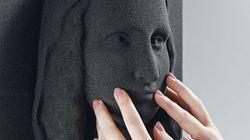 Ένας καλλιτέχνης βοηθά τους τυφλούς να «δουν» ιστορικά έργα τέχνης για πρώτη φορά στη ζωή