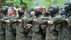 Το ουκρανικό ακροδεξιό τάγμα «Αζόφ» που ετοιμάζεται να πολεμήσει τους Ρώσους στο πλάι των