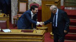 Λεβέντης κατά πάντων: «Κάποιοι πετροβολούν τον Τσίπρα ξεχνώντας ότι το Grexit δεν έχει ακόμη