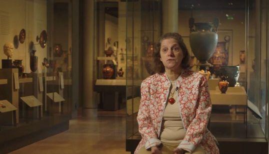 Christine Kondoleon: Η πρώτη επιμελήτρια Ελληνικής Τέχνης στο Μουσείο Καλών Τεχνών της