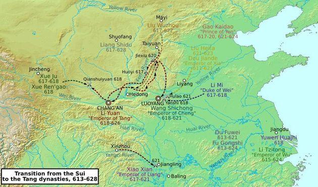 Η μάχη του ποταμού Ταλάς το 751 μ.Χ., η μεγαλύτερη σύγκρουση Αράβων και Κινέζων στην Κεντρική