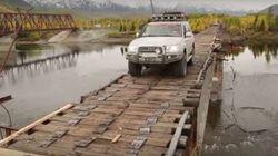 Είναι αυτή η πιο επικίνδυνη γέφυρα για να διασχίσεις στο