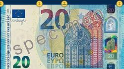 Νέο χαρτονόμισμα των 20 ευρώ κυκλοφορεί από την Τετάρτη. Ενημερωθείτε για τις