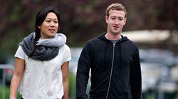 Ο Ζάκερμπεργκ και η γυναίκα του θα δωρίσουν το 99% των μετοχών τους σε φιλανθρωπικό