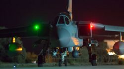 Η Βρετανία ξεκίνησε να βομβαρδίζει τη Συρία -