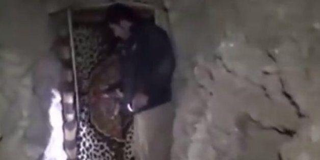 Το υπόγειο μυστικό τούνελ των τζιχαντιστών που τους προστατεύει από τους
