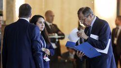 Χωρίς δηλώσεις η συνάντηση Λαβρόφ- Τσαβούσογλου στο