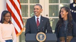 Η σχέση του Obama με τις κόρες του δε διαφέρει πολύ από αυτή που έχουμε με τον μπαμπά