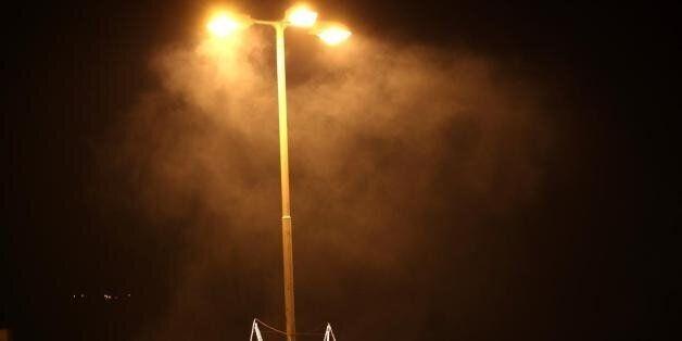 Νέφος αιθαλομίχλης πνίγει τα