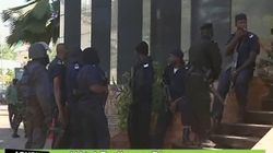 Η επέμβαση των ειδικών δυνάμεων στο ξενοδοχείο ομηρείας στο