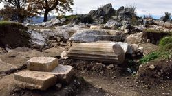 Πίνδος: Η αρχαία ελληνική πόλη που βρέθηκε στα