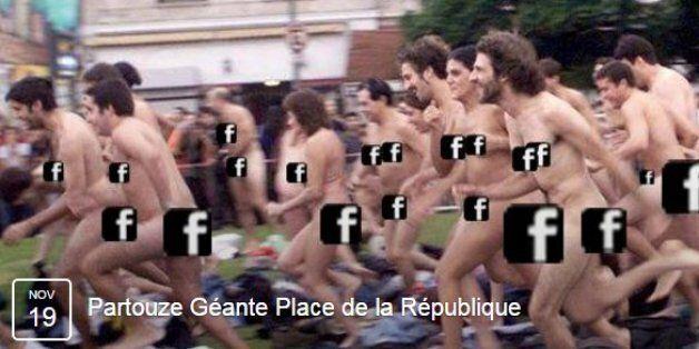 Φάρσα για να αλλάξει η διάθεση των Παριζιάνων: Διοργανώνει όργιο στην Πλατεία της Δημοκρατίας με 35000
