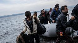 Χιλιάδες πρόσφυγες συρρέουν στη Λέσβο: Δεκάδες πλαστικοί λέμβοι με 60 και 70