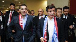 «Θα πουν ότι το στήσαμε – αγαπημένη μου ομάδα η Μπαρτσελόνα»! Τσίπρας και Νταβούτογλου μετά το φιλικό Ελλάδας –