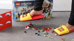 Αν έχετε πατήσει τουβλάκι LEGO γνωρίζετε πόσο πονάει. Έφτασε η λύση που θα σας γλιτώσει από τον
