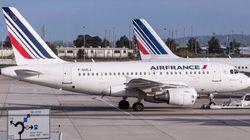 Δύο πτήσεις τις Air France άλλαξαν πορεία μετά από απειλή για