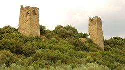 Τα βυζαντινά κάστρα του