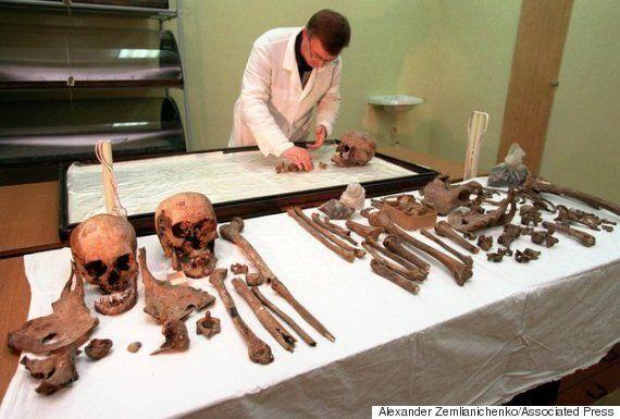 Στην οικογένεια Ρομανόφ ανήκουν τα οστά που βρέθηκαν στον τάφο του τελευταίου