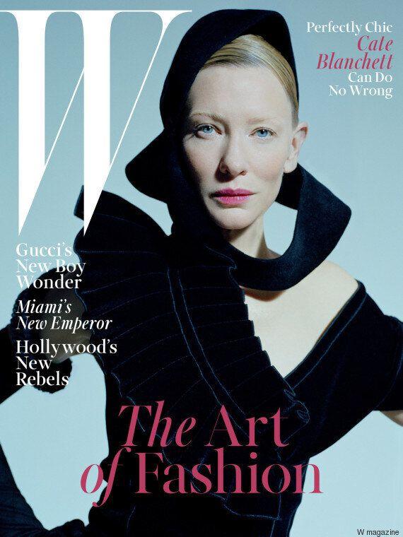 Ο Tim Walker μεταμορφώνει την Cate Blanchett στον «Μικρό Πρίγκιπα» του