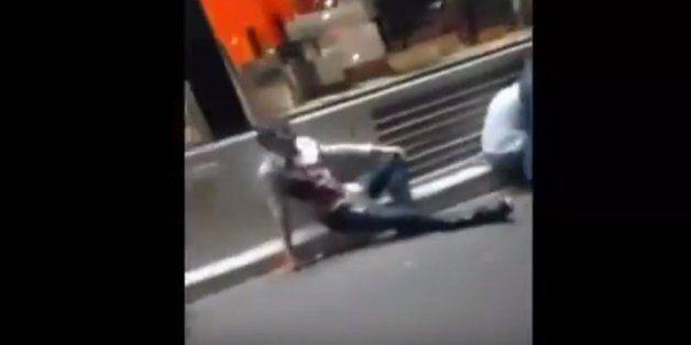 Προσοχή σκληρές εικόνες: Οι πρώτες στιγμές της επίθεσης στο θέατρο