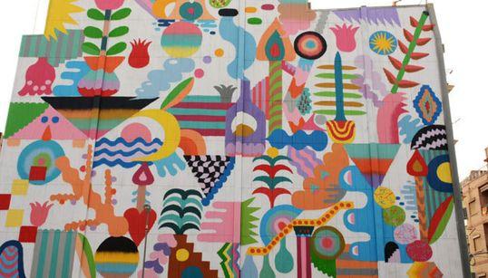 Open Walls 2015: Το φεστιβάλ τοιχογραφίας της Βαρκελώνης γιόρτασε για τρίτη χρονιά την τέχνη του