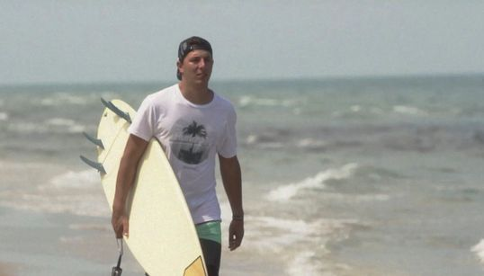 Leonidas Economides: «Για μένα το καλύτερο μέρος για surfing είναι ο τόπος καταγωγής