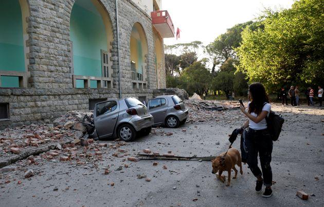 Σεισμός άνω των 5 Ρίχτερ στην